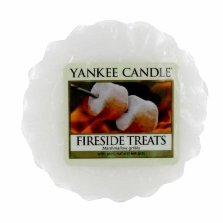 Yankee Candle® Fireside Treats, Duftlys 22g