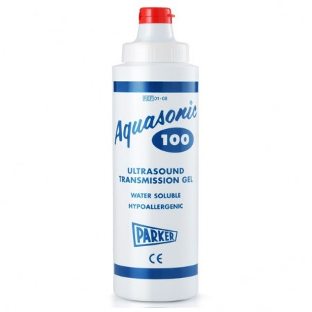 250ml Ultralydgel, Blå Aquasonic 100