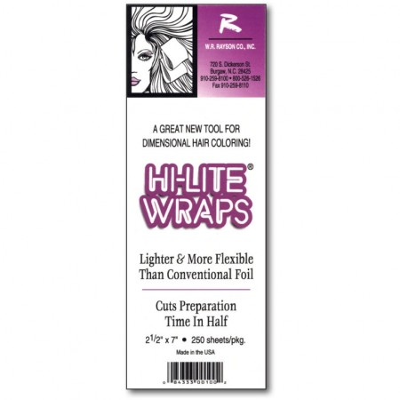 High-Lite Wraps, 18cm