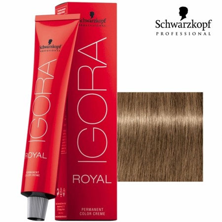 Schwarzkopf Igora Royal CORE Hårfarge 60ml, Nr. 8-00