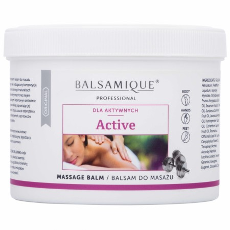 Balsamique® Active Massasjebalsam 500ml