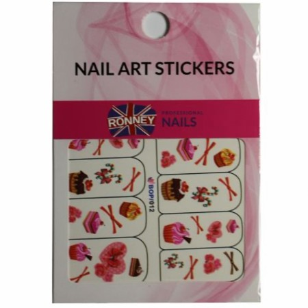 RONNEY® Nail Art Stickers RN 00170