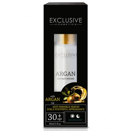 Exclusive Argan Anti-age serum