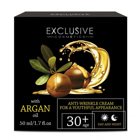 Exclusive Argan krem 30+