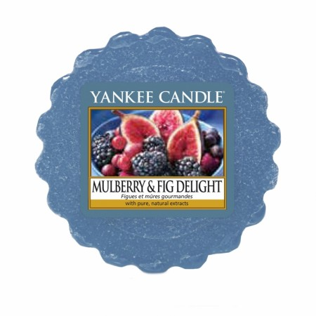 Yankee Candle® Mulberry & Fig Delight, Duftlys 22g
