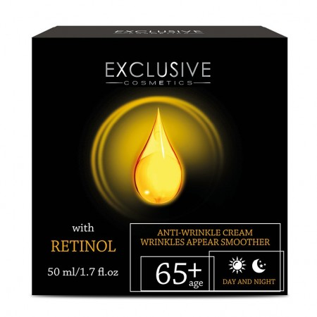 Exclusive Retinol krem 65+