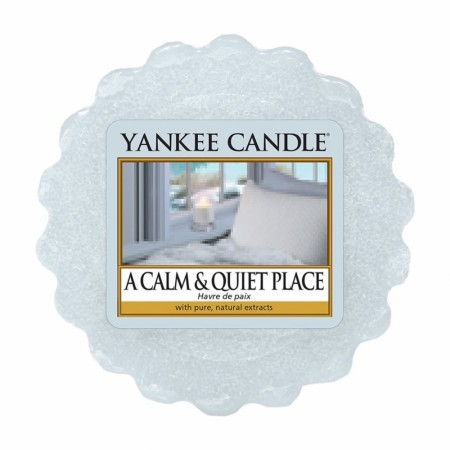 Yankee Candle® Calm And Quiet Place, Duftlys 22g