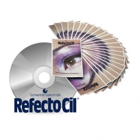 RefectoCil Oppl.-DVD
