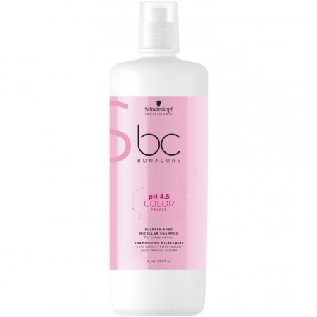 Schwarzkopf BC Color Freeze Shampoo 1000ml