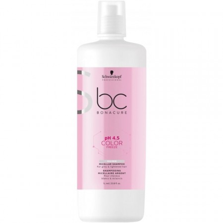 Schwarzkopf BC Color Freeze Silver Shampoo 1000ml