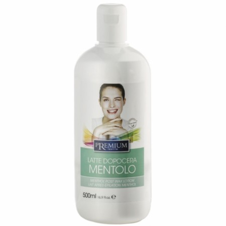 Premium AfterWax Lotion, Menthol 500ml