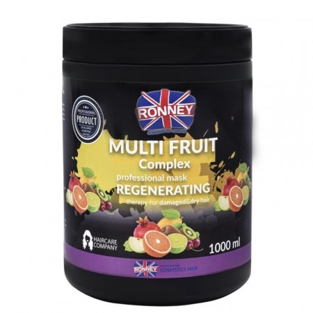RONNEY® Multi Fruit Complex Hårkur 1000ml