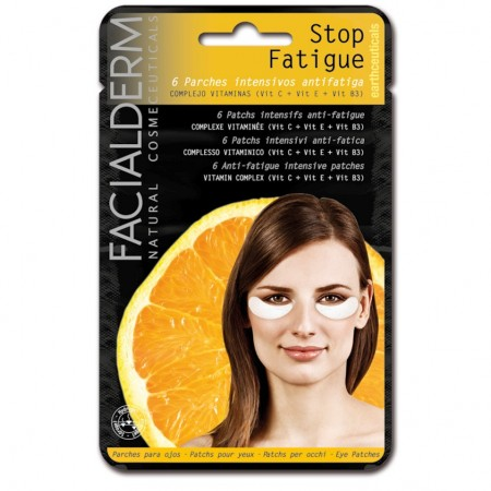 Facialderm Eye Patches -Stop Tretthet