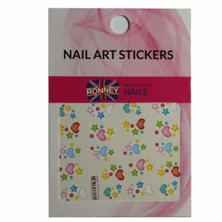 RONNEY® Nail Art Stickers RN 00119
