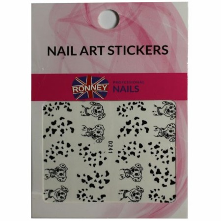 RONNEY® Nail Art Stickers RN 00202