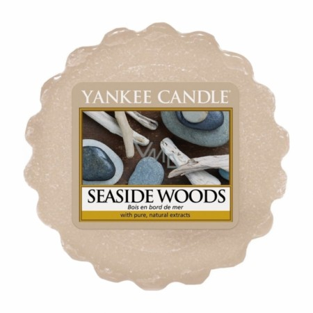 Yankee Candle® Seaside Woods, Duftlys 22g