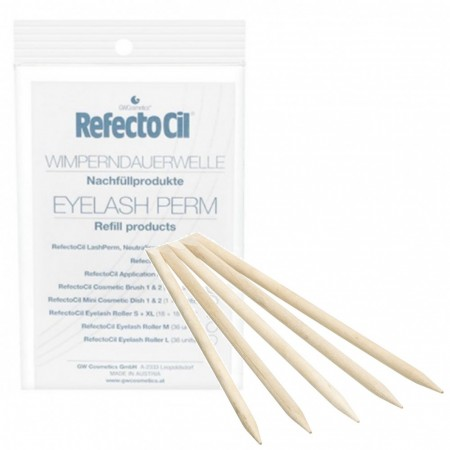 RefectoCil Rosewood sticks