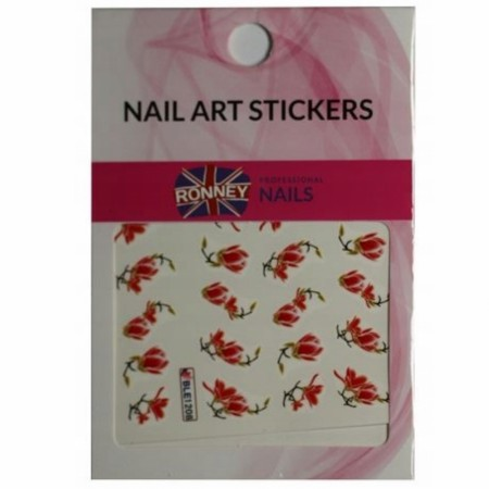 RONNEY® Nail Art Stickers RN 00127